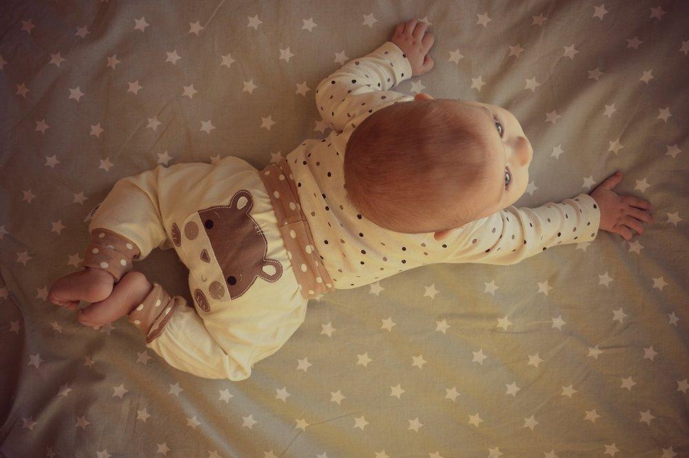 Dojenčkov dnevnik: 5. mesec
