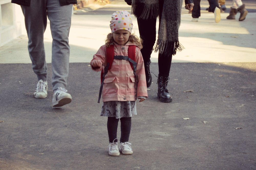 Vzgoja triletnika (threenager!)