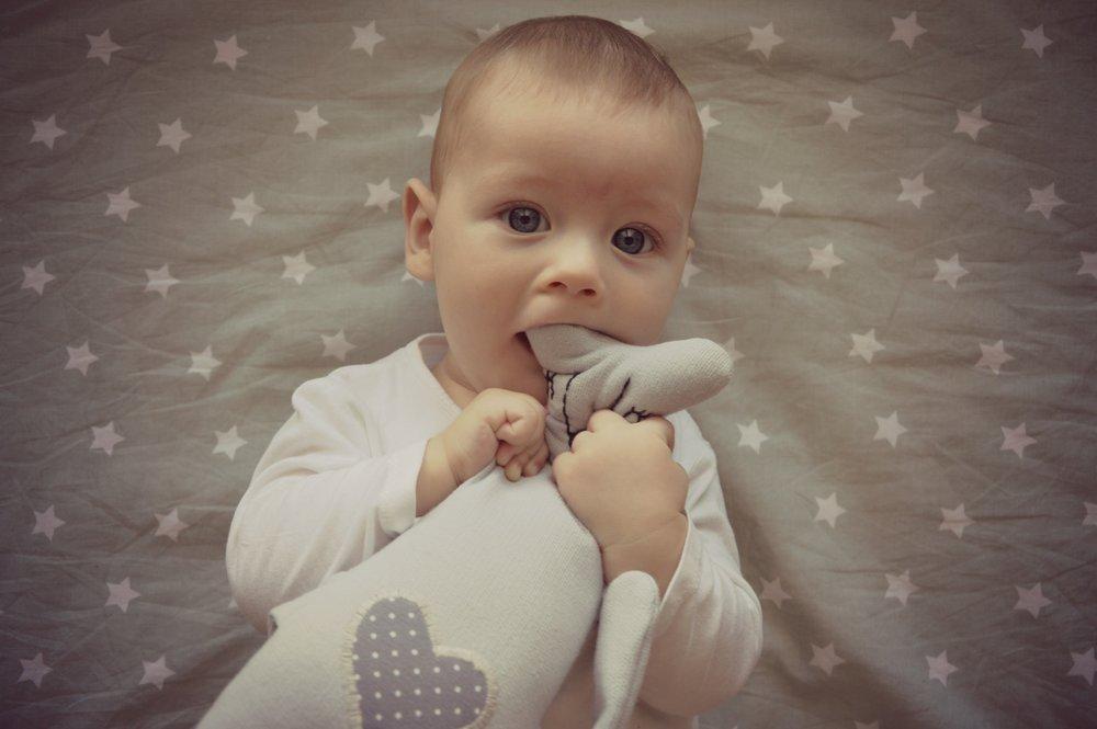 Dojenčkov dnevnik: 6. mesec