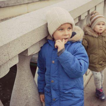 Božično fotografiranje, Ljubljana in 1. adventna nedelja