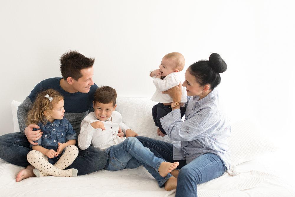 Družinske fotografije, spomini in NLP Studio