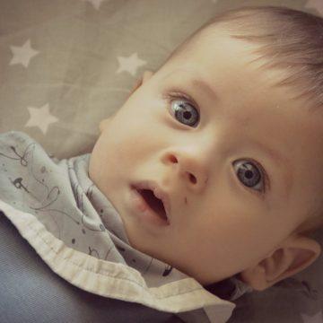 Dojenčkov dnevnik: 7. mesec