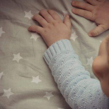 Dojenčkov dnevnik: 8. mesec