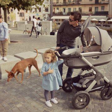 Otroški voziček Stokke Trailz/Stroller Stokke Trailz