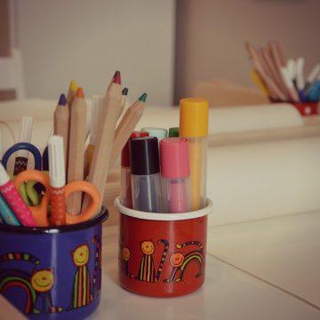 Ustvarjalni kotiček za otroke