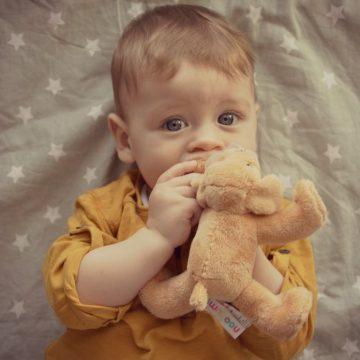 Dojenčkov dnevnik: 9. mesec