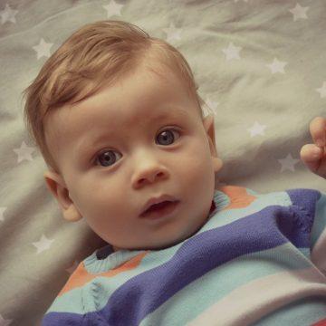Dojenčkov dnevnik: 10. mesec