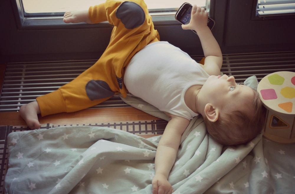 Dojenčkov dnevnik: 11. mesec