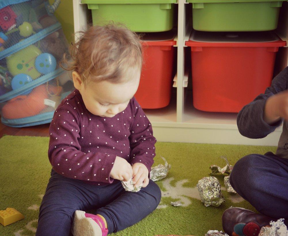 5 (preizkušenih) predlogov za igro z malčkom
