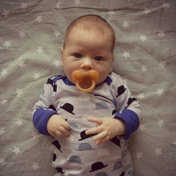 Dojenčkov dnevnik: 2. mesec