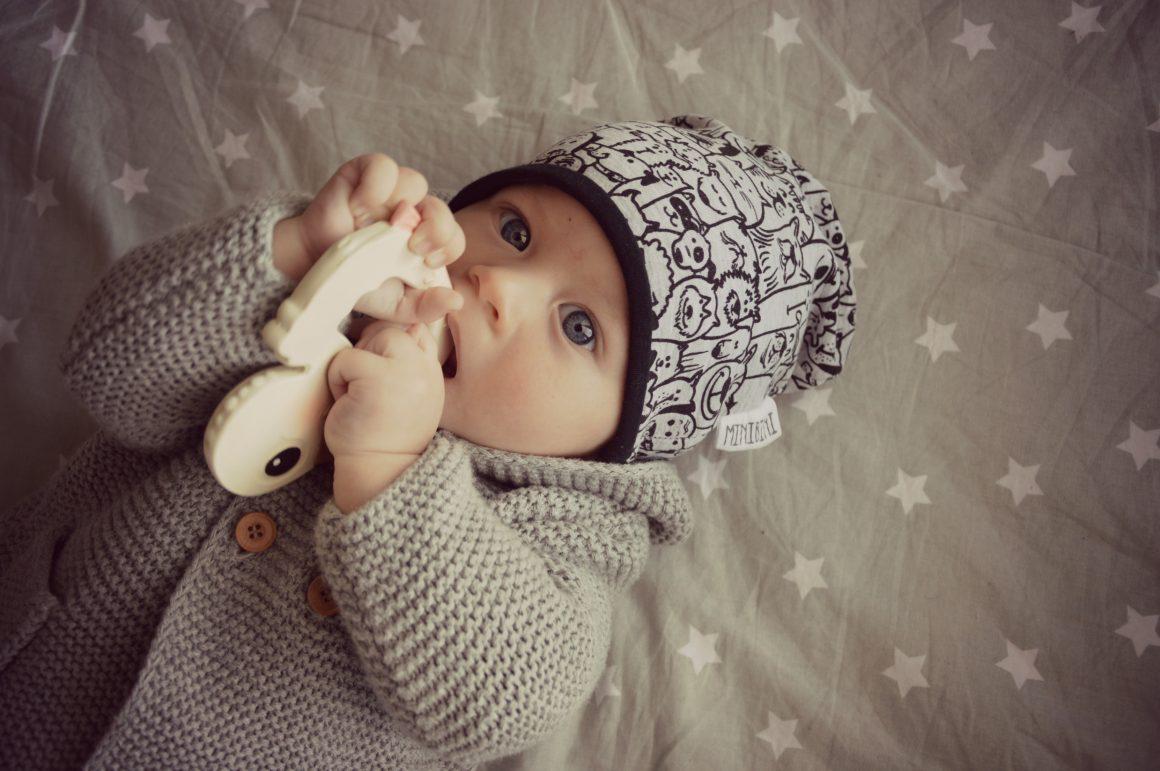 Dojenčkov dnevnik: 4. mesec