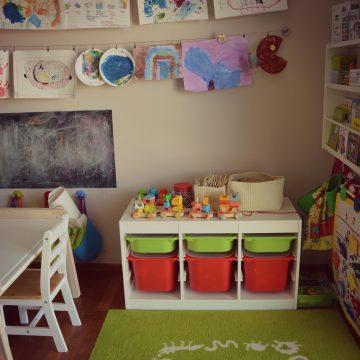 Kaj je novega v otroški sobi?