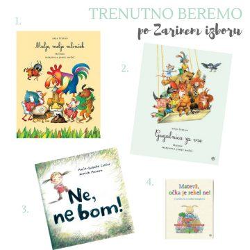 Trenutno beremo (knjige za otroke), 4. del