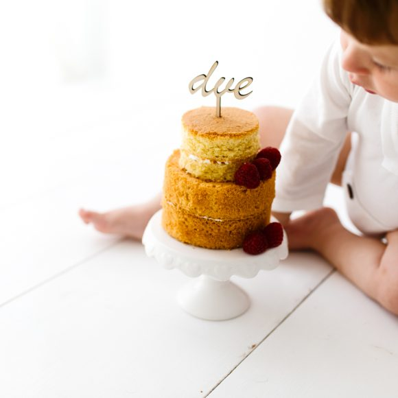 Jakobov 2. rojstni dan in cake smash