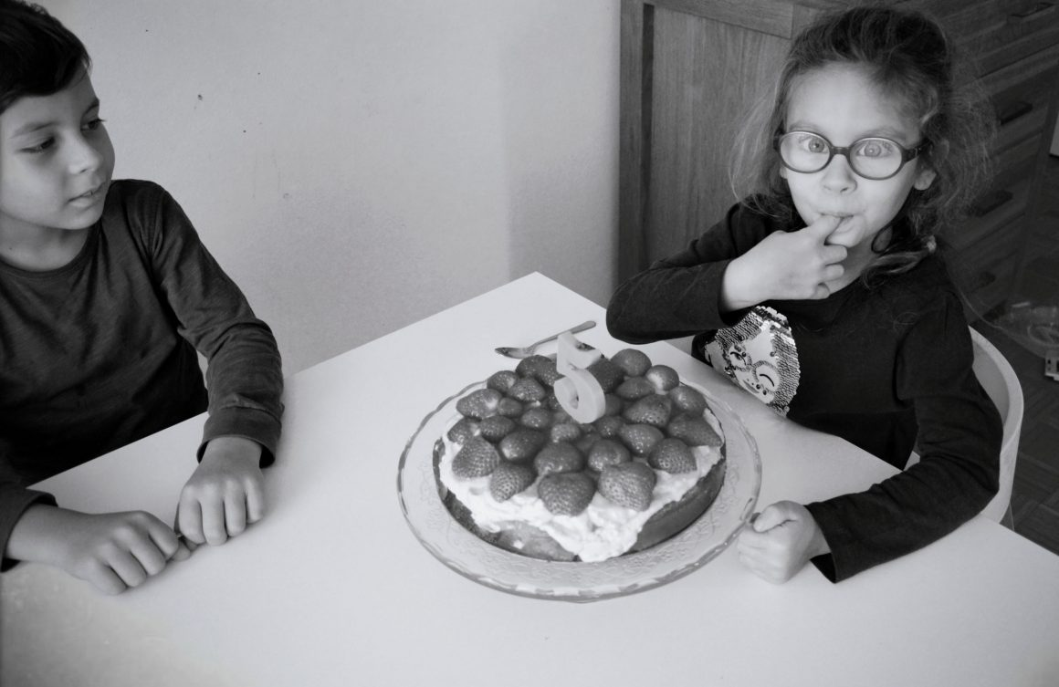 """Zarin 5. rojstni dan in njen """"rojstnodnevni intervju"""""""