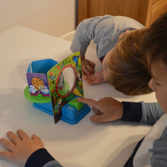 4 predlogi za igro in ustvarjanje z otroki