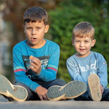 O otrocih z močno voljo