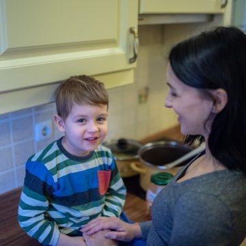 6. vzgojni izziv: Domača opravila in otroci.